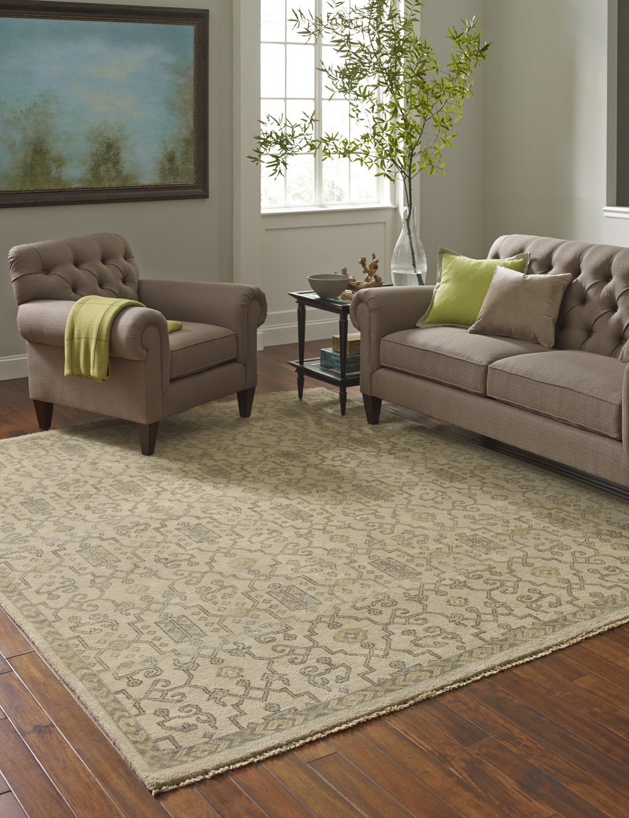 Kalaty rug corp for 12x15 living room